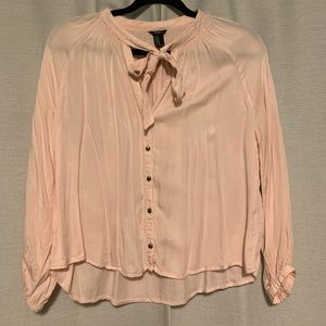 Forever21 Blouse in Pink!